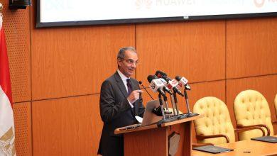 صورة وزير الاتصالات يشهد الإعلان عن شراكات جديدة مع أربعة من كبرى شركات التكنولوجيا العاملة فى مصر