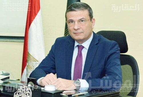 علاء فاروق ــ رئيس مجلس إدارة البنك الزراعى المصرى