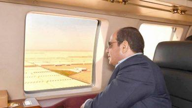 صورة نهضة غير مسبوقة في عهد الرئيس السيسي وتنفيذ حوالي 320 مشروعا زراعيا تكلفت أكثر من 40 مليار جنيه