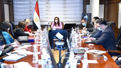 صورة السعيد تستعرض خطة تنمية الاسره في لقاء ممثلة صندوق الأمم المتحدة للسكان