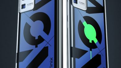 صورة انفينكس تطلق أول concept smartphone بخاصية الشحن السريع 160 واط