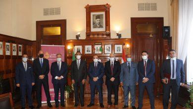 صورة بنك مصر يوقع بروتوكول تعاون مع شركة غاز القاهرة لدعم وتمويل المصانع للتحول للعمل بالغاز الطبيعي