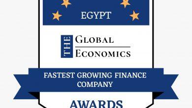 صورة كونتكت المالية القابضة تفوز بجائزة (Global Economics)