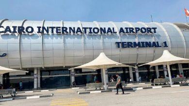 صورة بالفيديو…  مطار القاهرة الدولي ضمن القائمة الدولية للسفر الصحي الآمن