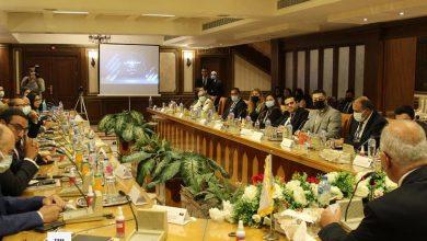 صورة وزارة العدل تلتقى ببعض مكاتب المحاماة للتعريف بخدماتها الإلكترونية