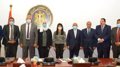 صورة المشاط ومجموعة من الوزراء يبحثون دعم جهود الدولة للاستثمار في رأس المال البشري