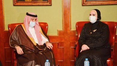 صورة جامع: مصر والسعودية ترتبطان بعلاقات استراتيجية قائمة على تحقيق المصلحة المشتركة للشعبين