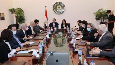 صورة وزيرة التعاون الدولي ووزير الاتصالات يطلقان منصة التعاون المشترك لقطاع الاتصالات وتكنولوجيا المعلومات