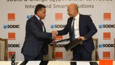 صورة اورنچ مصر توقع اتفاقية تعاون مع سوديك لتقديم منظومة متكاملة للحلول الذكية بكافة مشاريعها