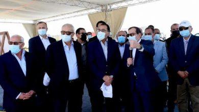 صورة رئيس الوزراء يبدأ جولة موسعة بالمنطقة الاقتصادية لقناة السويس لتفقد المشروعات الجاري تنفيذها