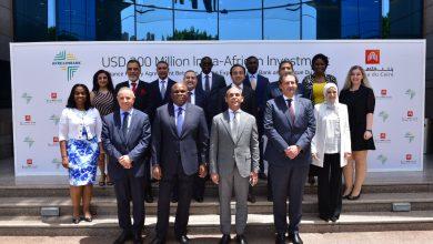 """صورة بنك القاهرة و""""أفريكسم بنك"""" يوقعان قرض بقيمة 200 مليون دولار لدعم خطط البنك التوسعية فى أفريقيا"""