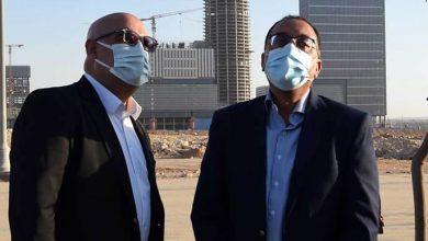 صورة رئيس الوزراء يتفقد مشروعات العاصمة الإدارية الجديدة لمتابعة سير الأعمال