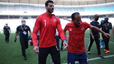 صورة عاجل.. تأجيل مباراة الأهلي والترجي لمدة ساعة عن توقيتها الأصلي لهذا السبب