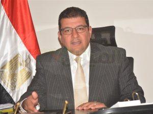 الدكتور وائل محمود يوسف - عضو منتدب مالي