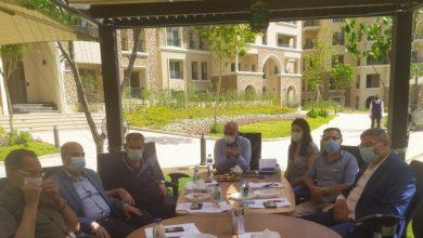 صورة جمعية مستثمرين راس سدر تعقد اجتماعا لوضع خطة لتشغيل السياحة الداخلية
