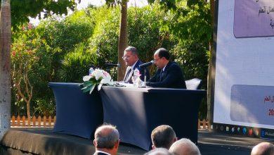 صورة وزير قطاع الأعمال العام في لقاء مفتوح مع الرؤساء والأعضاء المنتدبين للشركات حول تعديلات القانون