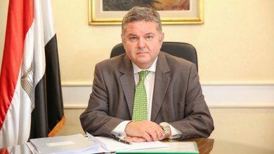صورة وزير قطاع الأعمال العام يعيد تشكيل مجلس إدارة الشركة القابضة للصناعات المعدنية