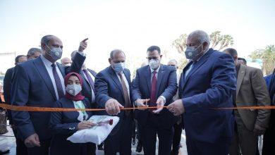 صورة البنك الأهلي المصري يفتتح فرعا جديدا بمدينة الداخلة