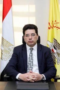 """المهندس/ إيهاب نصر """"وكيل المحافظ المساعد لنظم وخدمات الدفع"""""""