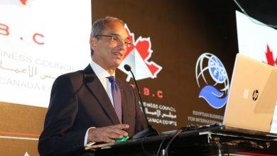 صورة وزير الاتصالات :  تضافر جهود مؤسسات الدولة فى بناء مصر الرقمية لتطوير كافة القطاعات باستخدام التكنولوجيات الرقمية