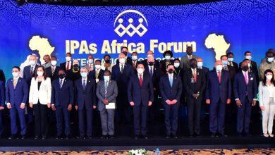 """صورة مدبولي امام المنتدى الأفريقي لرؤساء هيئات ترويج الاستثمار الأفريقية:    مهمتنا تحويل المحن إلى منح لصالح قارتنا الأفريقية وشعار المنتدى هذا العام """"التكامل من أجل النمو"""" يفتح لنا آفاقا رحبة"""