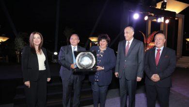 صورة البنك الأهلي المصري يحتفل باعلان المرشحين لمسابقته الفنية بالمتحف القومي للحضارة المصرية