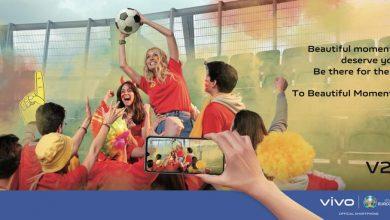 صورة vivoالشريك الرسمي للاتحاد الأوروبي لكرة القدم في بطولة كأس أمم أوروبا 2020