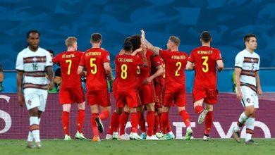 صورة هازارد الصغير يقصي البرتغال من بطولة اليورو.. وبلجيكا في مواجهة إيطاليا