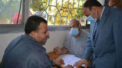 صورة وسط إجراءات احترازية .. انتظام امتحانات جامعة الأزهر فرع أسيوط