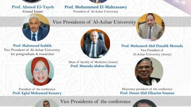 صورة غداً .. ينطلق المؤتمر العلمي الأول لقسم الأمراض الباطنة بطب الأزهر بأسيوط بمدينة الغردقة