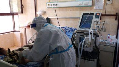 صورة صحة أسيوط: تفعيل بروتوكول العلاج الطبيعي لعلاج حالات مرضي الكورونا