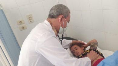 صورة قافلة طبية مجانية بقرية عرب القداديح بأسيوط