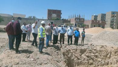 صورة محافظ أسيوط: استمرار متابعة تنفيذ مبادرة تطوير الريف المصري