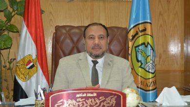 صورة نائب رئيس جامعة الأزهر للوجه القبلي يعلن تشكيل المكتب الفني الجديد