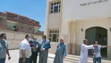 صورة محافظ أسيوط يوجه بالإسراع في تطوير الريف المصري.. ووفد مجلس الوزراء يتابع التنفيذ