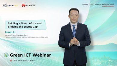 صورة هواوي تشارك في استضافة ندوةGreen ICTالعالمية تحت عنوان  «بناء إفريقيا خضراء..وسد فجوة الطاقة»