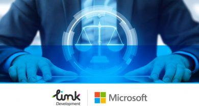صورة «منصة عدالة رقمية» لأول مرة في مصر.. تعاون بين وزارة العدل ولينك ديفيلوبمنت ومايكروسوفت