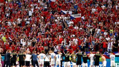 صورة التشيك تفجر مفاجأة وتفاجئ هولندا بالخروج من اليورو