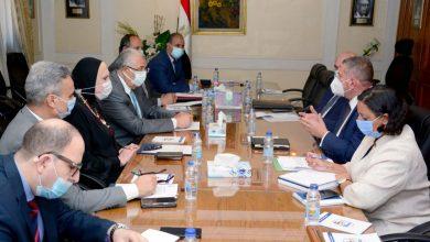 صورة اللجنة الوزارية للقطن تناقش إجراءات تعميم منظومة التجارة الجديدة في مختلف المحافظات من الموسم 2021/2022