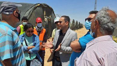 """صورة أكادمية البحث العلمى ترسل تحالف """"العيادة النباتية"""" لبحث قصة نجاح """"المصرية الخليجية"""""""