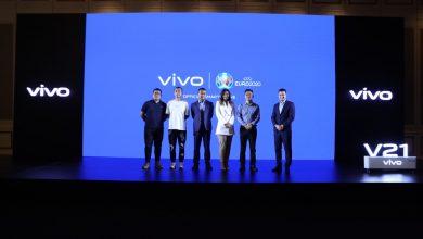 صورة vivo مصر تطلق أحدث إصداراتها V21 وV21e