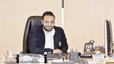 صورة محمد الخطيب : استعانه الدول الخارجية بمكاتب استشارية ساعد الشركات المصرية