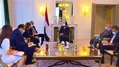 صورة وزيرة التجارة والصناعة تعقد سلسلة لقاءات مكثفة مع عدد من كبرى الشركات الفرنسيةبباريس