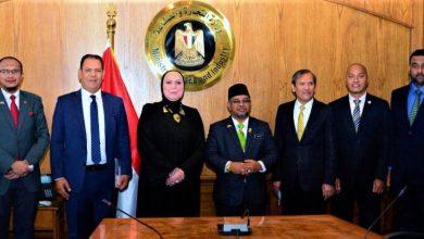 صورة جامع :503 مليون دولار حجم التبادل التجاري بين مصر وماليزيا خلال 2020