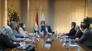 صورة معيط : القطاع الخاص محرك رئيسى للنمو الاقتصادى فى مصر