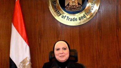 صورة وزيرة التجارة تعلن استمرار إعفاء الصادرات المصرية للسوق الكينى من الرسوم الجمركية لمدة عام