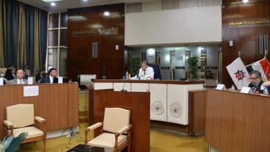 صورة وزير قطاع الأعمال العام يترأس عمومية القابضة للتأمين