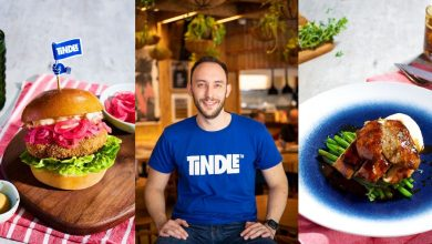"""صورة الدجاج النباتي """"TiNDLE"""" يستهدف سوق الإمارات ويتلقى تمويلاً أولياً بقيمة 20 مليون دولار أمريكي"""