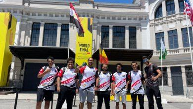صورة الفريق المصرى يصعد لنهائى البطولة العالمية فى لعبة ( فالورانت) فى باسبانيا