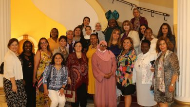 صورة جمعية سيدات أعمال مصر BWE21 تلتقي بالوفد الكيني  لبحث فرص الاستثمار والتعاون بين البلدين